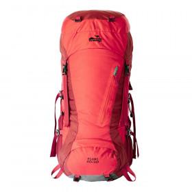 Рюкзак туристический Tramp Floki 50+10 (красный)