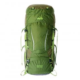 Рюкзак туристический Tramp Sigurd 60+10 (зеленый)