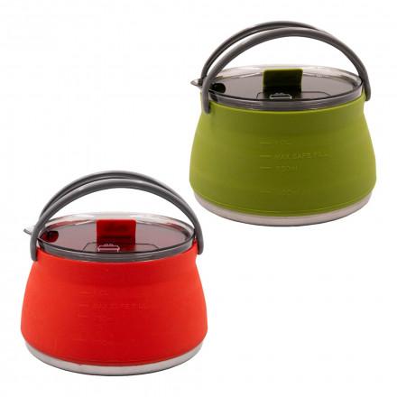 Чайник складной силиконовый 1 л Tramp TRC-125