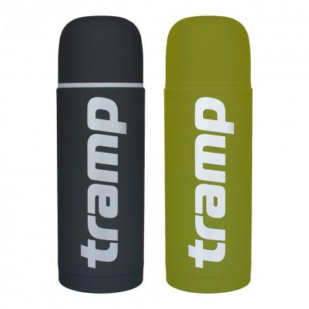 Термос 1,0 л Tramp Soft Touch TRC-109