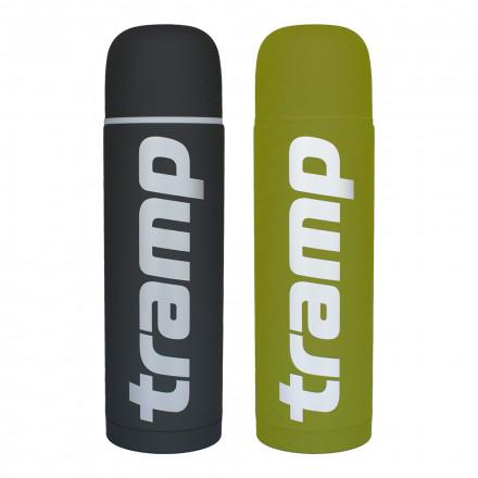 Термос 1,2 л Tramp Soft Touch TRC-110