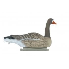 Набор плавающих чучел белолобого гуся OscarDecoys Floater Speckbelly Goose (6 шт.)