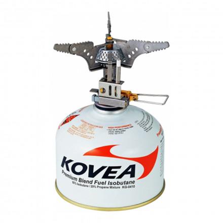 Горелка газовая Kovea Titanium Stove (Camp-3) (KB-0101)