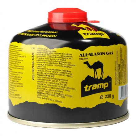 Баллон резьбовой Tramp TRG-003 (230 г)