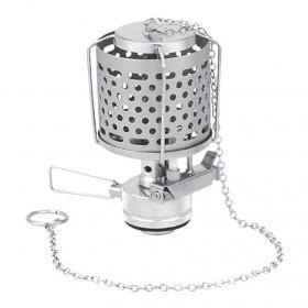 Лампа газовая с металлическим плафоном Tramp TRG-014