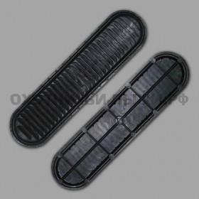 Накладки резиновые (амортизаторы) средние