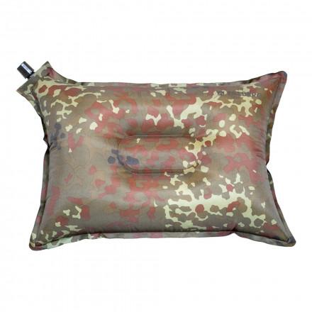 Подушка самонадувающаяся камуфляжная Talberg Forest Pillow (43х34х8,5см)