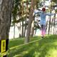 Слэклайн Gibbon Classic Line (25 м) + Протектор для деревьев TreeWear