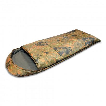 Спальник-одеяло камуфляжный Talberg Forest 2 (-22°С)