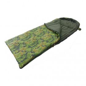 Спальник-одеяло камуфляжный Talberg Forest 3 (-22°С)