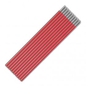 Сегменты палаточных дуг BTrace (9,5х550 мм, 10 шт., алюминий)