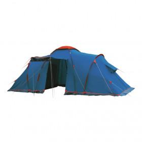 Палатка кемпинговая Sol Castle 4