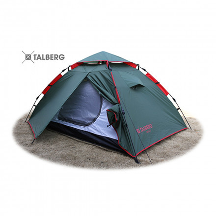 Палатка туристическая быстросборная Talberg Galla 3