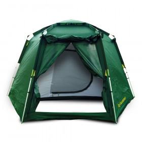 Палатка-шатер кемпинговая быстросборная Talberg Grand 4
