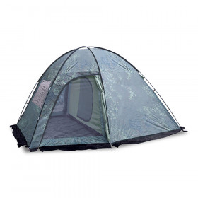 Палатка кемпинговая камуфляжная Talberg Bigless 4 Camo