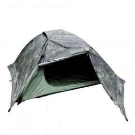 Палатка профессиональная камуфляжная Talberg Forest Pro 2