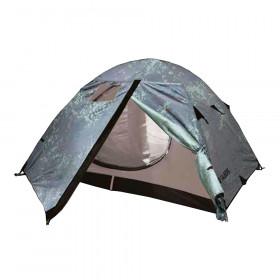 Палатка туристическая камуфляжная Talberg Sliper 2 Camo