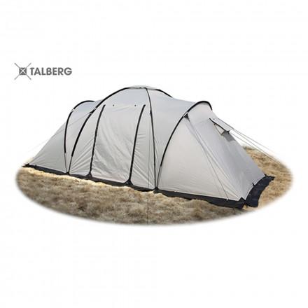 Палатка кемпинговая Talberg Base 6 Sahara