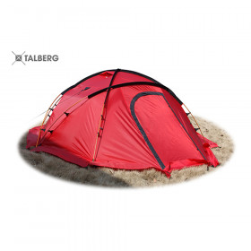 Палатка профессиональная Talberg Peak Pro 3 Red