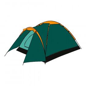 Палатка туристическая Totem Summer 4 Plus V2