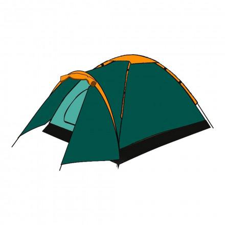 Палатка туристическая Totem Summer 3 Plus V2