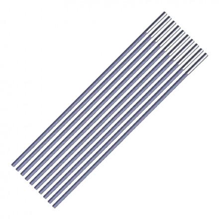 Сегменты дуг для палатки (8,5х550 мм, 10 шт., дюрапол)