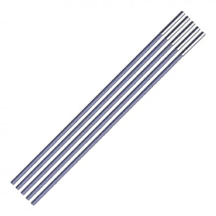 Сегменты дуг для палатки (11х550 мм, 5 шт., дюрапол)