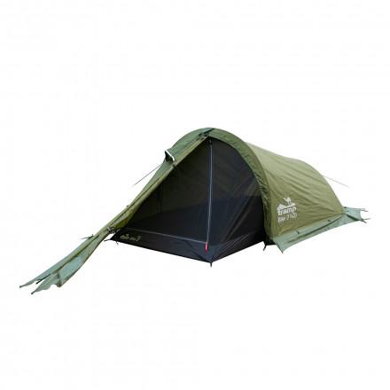 Палатка экспедиционная Tramp Bike 2 V2 Green