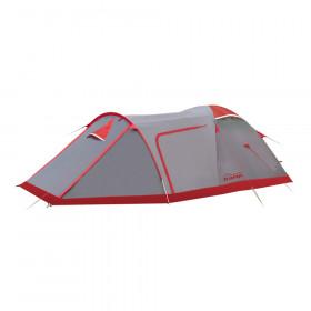 Палатка экспедиционная Tramp Cave 3 V2 Grey
