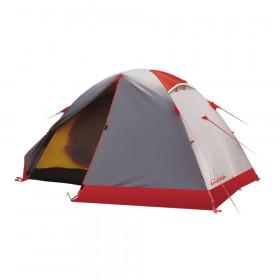 Палатка экспедиционная Tramp Peak 2 V2 Grey
