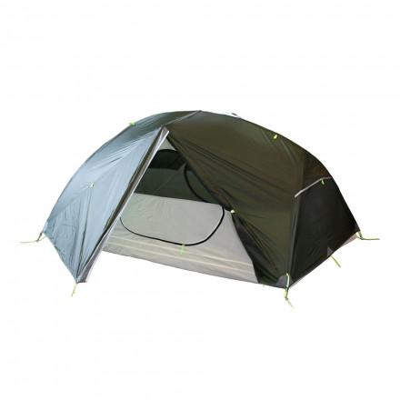 Палатка ультралегкая Tramp Cloud 3 Si Dark Green