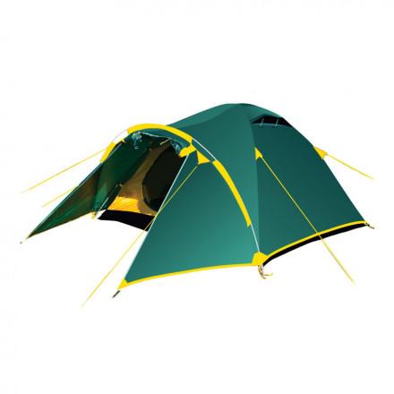 Палатка туристическая Tramp Lair 3 V2
