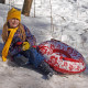 Санки-ватрушка (тюбинг) Yukon Самоцветы (70 см)